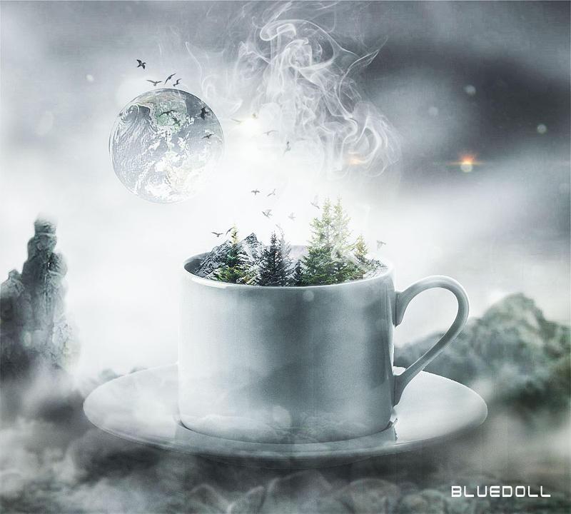 Tasse Fantaisie tasse fantaisiebluedoll-creation on deviantart