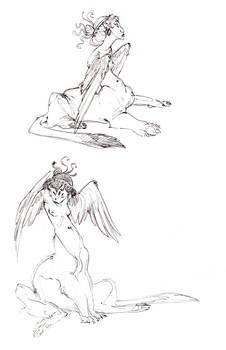 Sphinxes