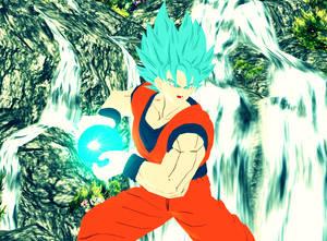 Super Saiyan God Super Saiyan Goku