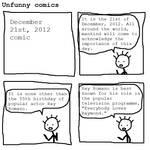 21st of December, 2012 comic
