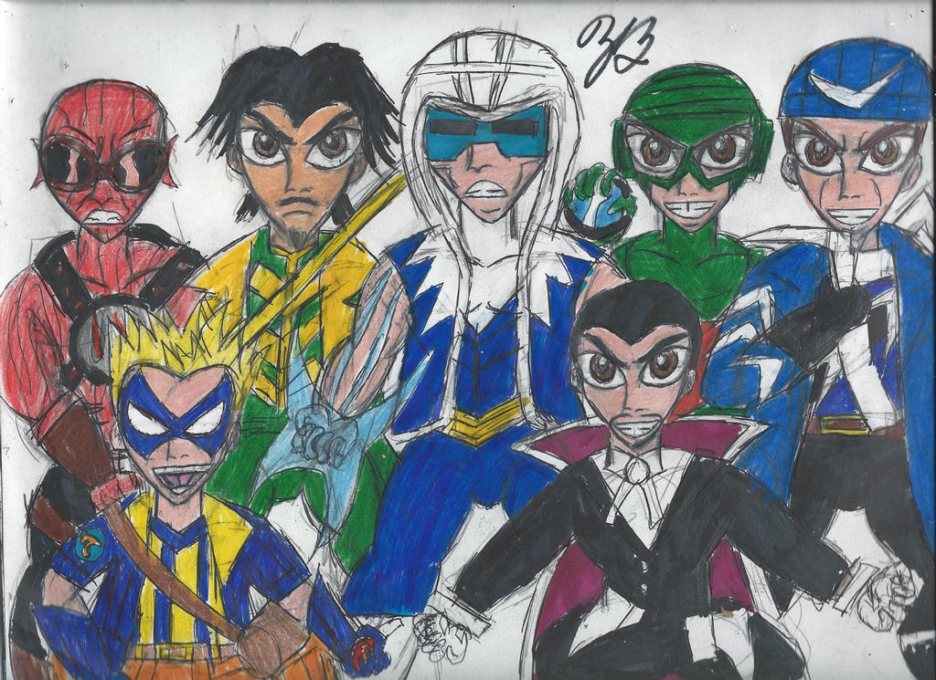 The Flash s Rogues by ...