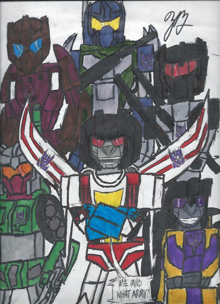 Starscrem's Brigade by GoroKai