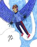 The Power of Flight and Lightning v3 by TheZackBurg