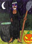 Witch Tara by TheGreatBurg