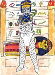 Mummy Bahiya by TheGreatBurg