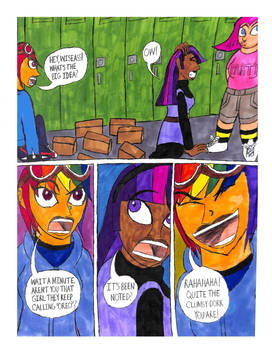 Team Harmony #1 Beginnings Part 1 page 43