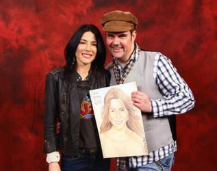 Jaime Murray and Lindsay Peebles by LindsayPeebles