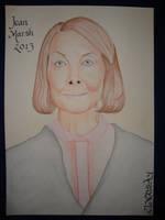 Jean Marsh by LindsayPeebles
