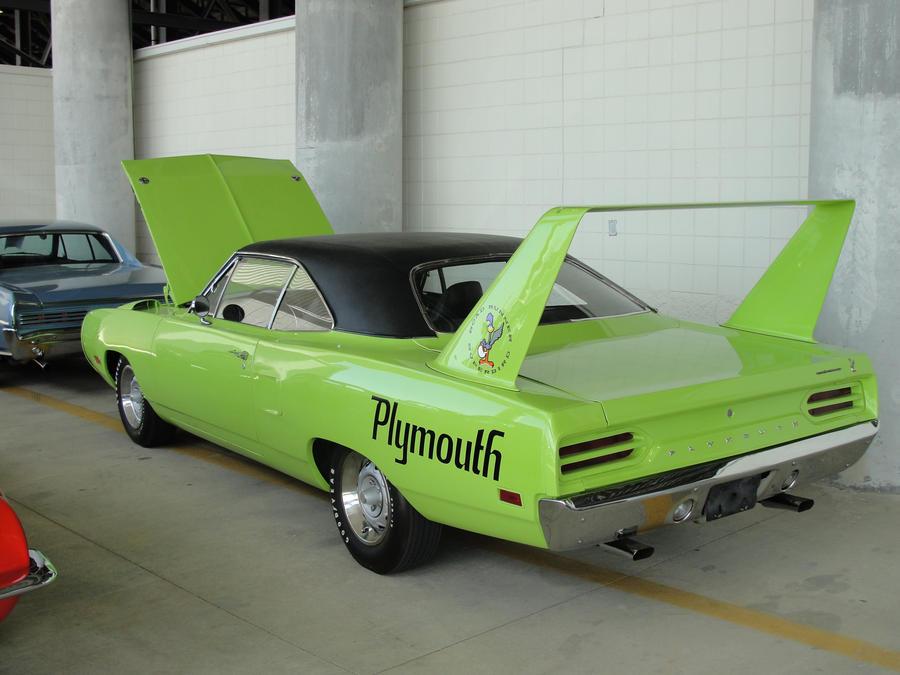 Green Plymouth Roadrunner By JShafer On DeviantArt