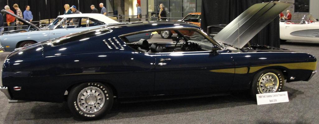 Ford Torino Talladega By Jshafer