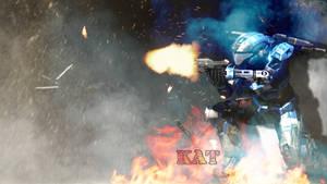 Halo Reach - Kat Wallpaper