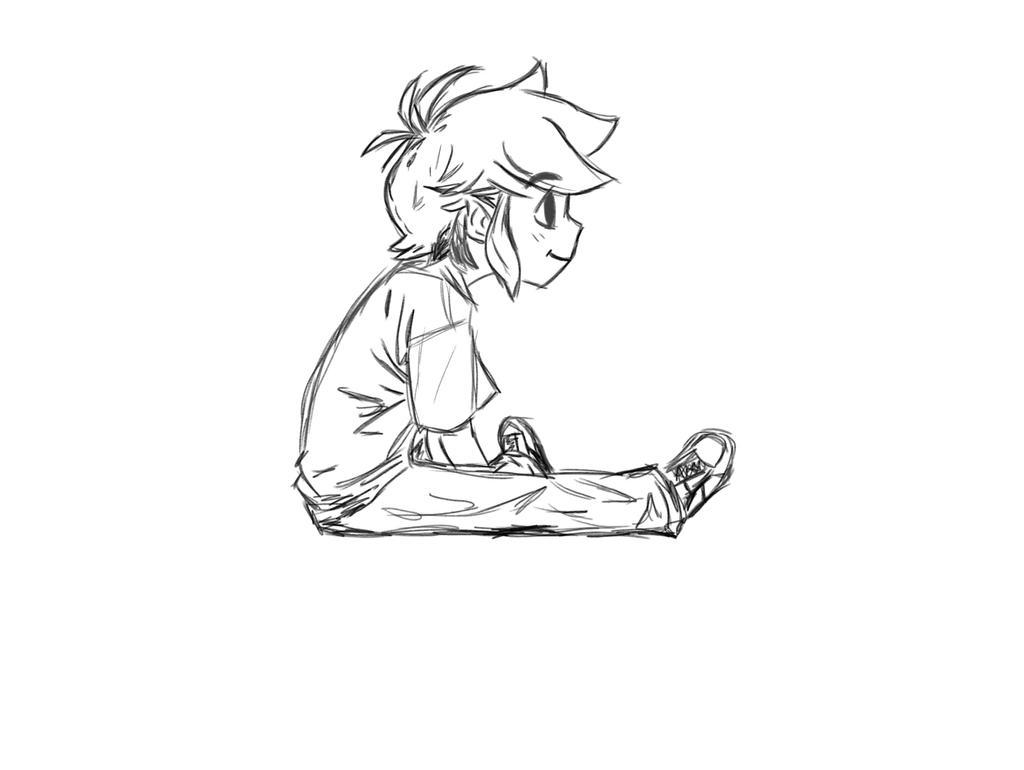 Kid Link By Darkria2413