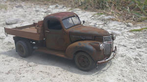 41 chevy stake bed by vash68