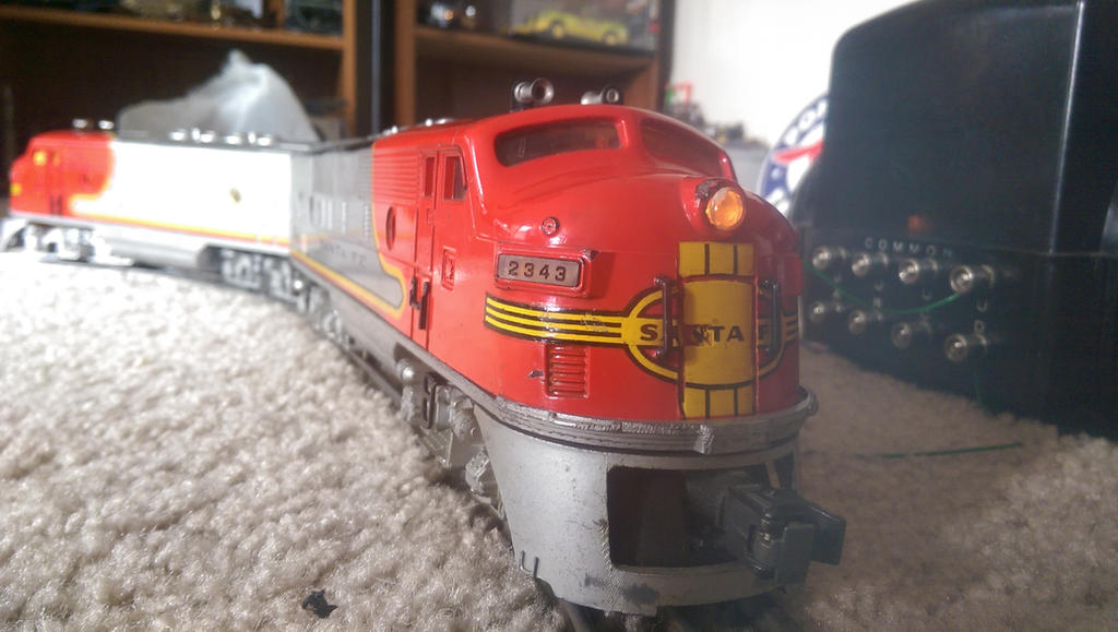 My latest train project.  by vash68