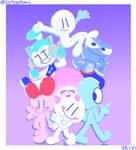 Rhythm Heaven Mascots v2