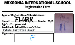 Flurr's Registration Forum