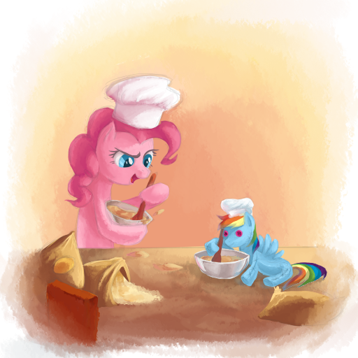Baking by Aurarrius