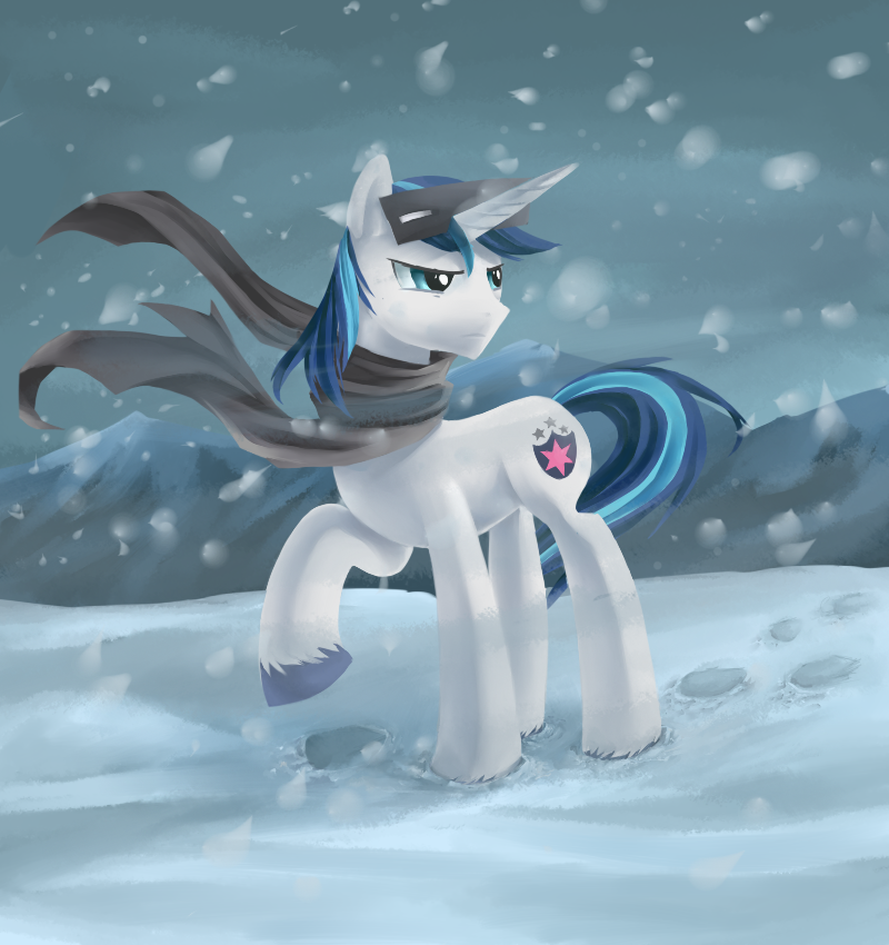 Through the Snow by Aurarrius