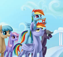 And the Equestria Games Goes To...