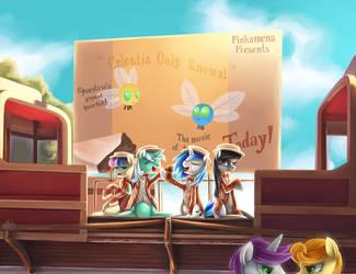 Barbershop Pony Quartet