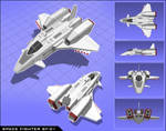Space Fighter SF-01