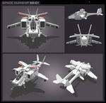 Space Gunship SG-01