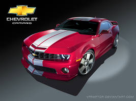 Chevrolet Camaro by vpRaptor