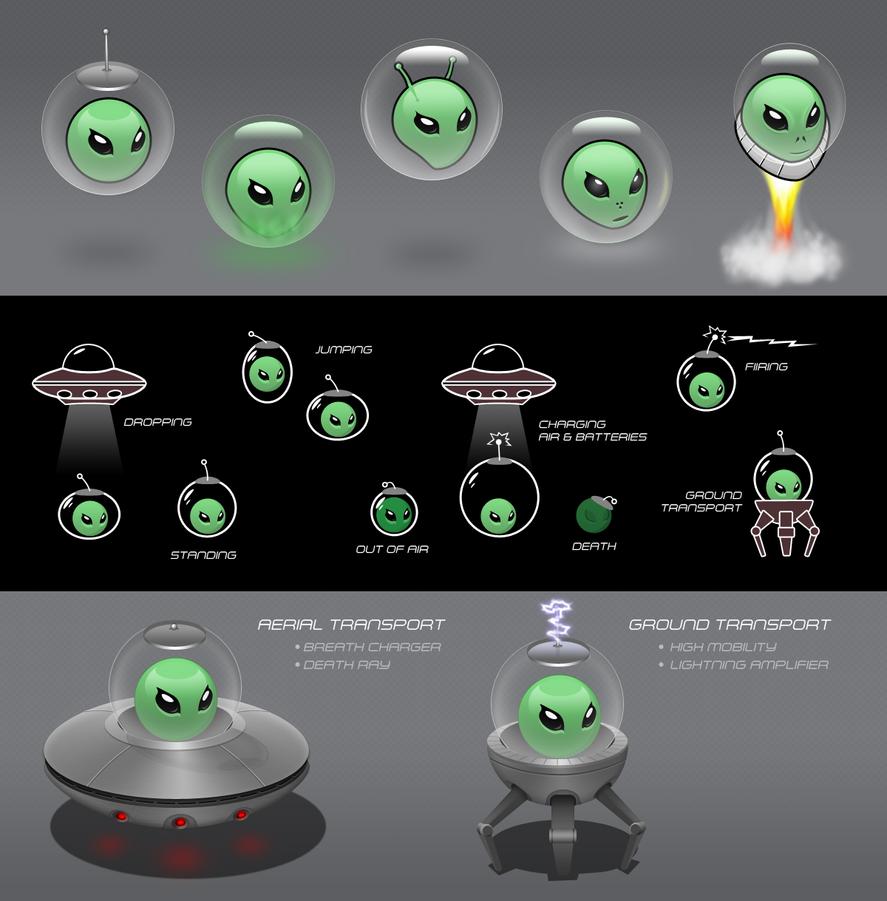 Aliens by vpRaptor