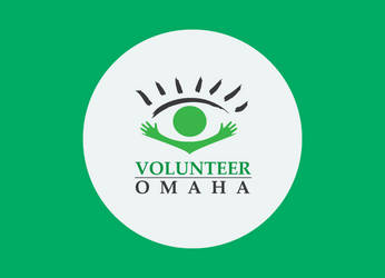 Volunteer Omaha Project Logo by anup756