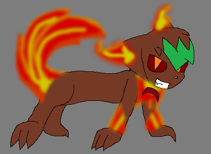 Mega Cresent Fire by RyanSignGuy