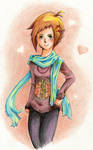 ::hearts n scarf::