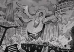 Wreck-it Goose|illust_comm