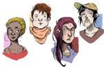 Quick faces