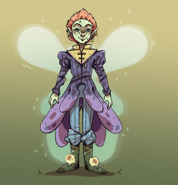 Fairy guard