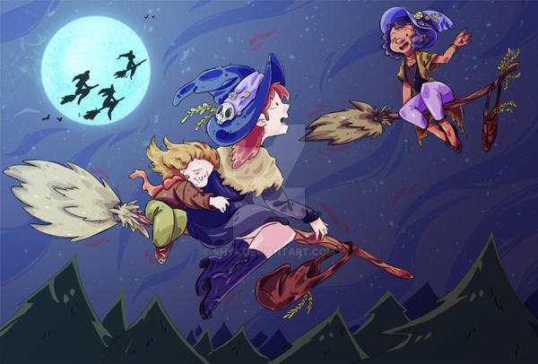 Witches assemble