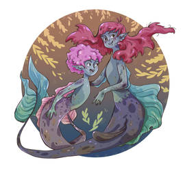 May Mermaids