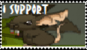 I support Vampire Mice stamp by NatasaurusTFM