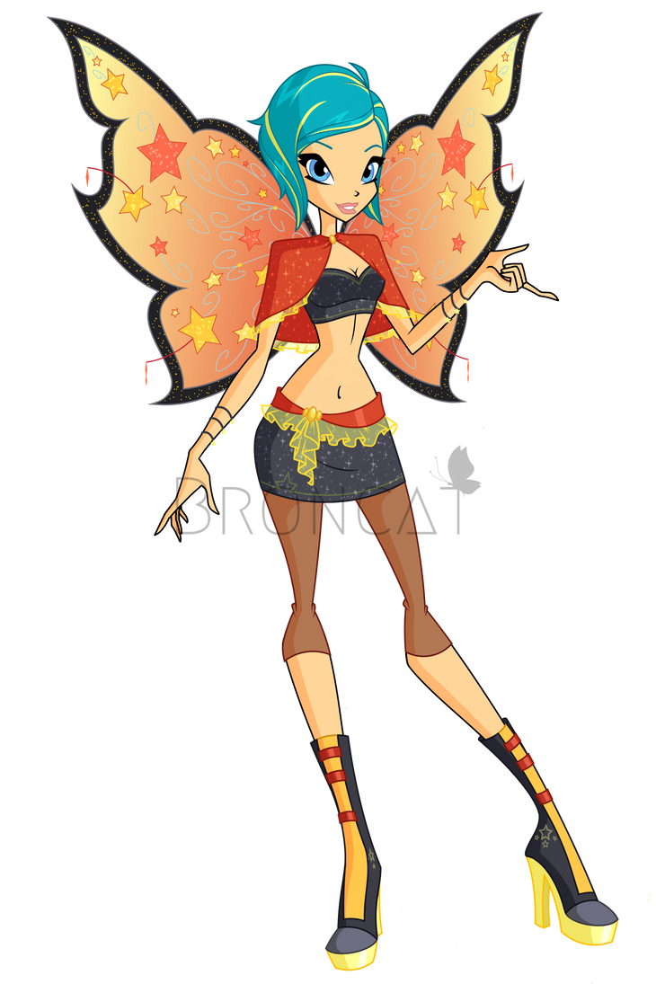 Ramona's Believix Design by Broncat