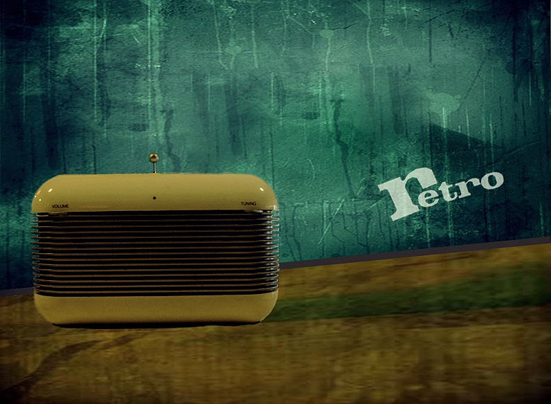 Retro Radio by serhanseven