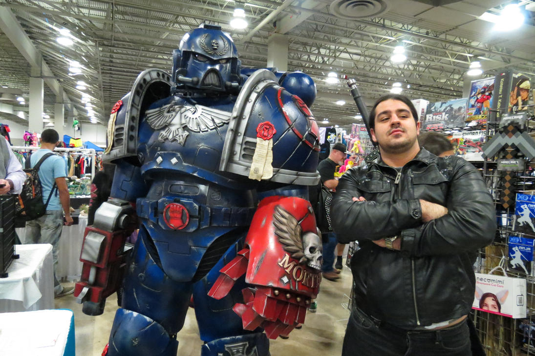 How to Make a Space Marine Costume forecast