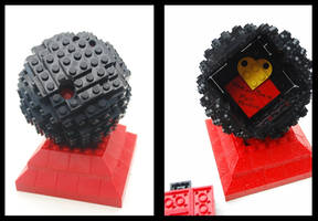 Lego Bowling Ball by forteallegretto