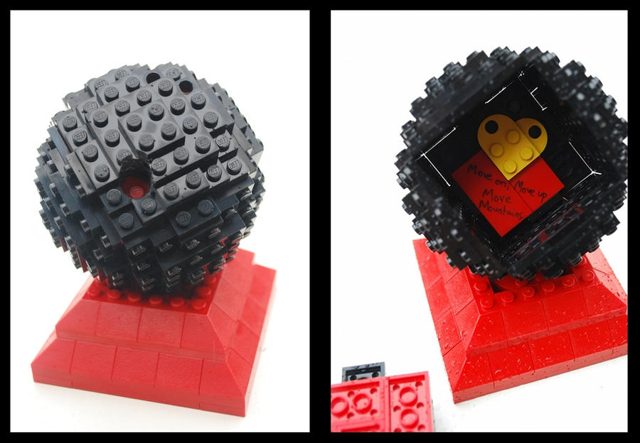 Lego Bowling Ball by forteallegretto on DeviantArt