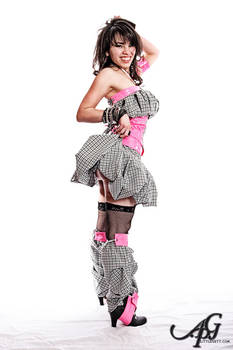 Brooke Pink n Black xx1