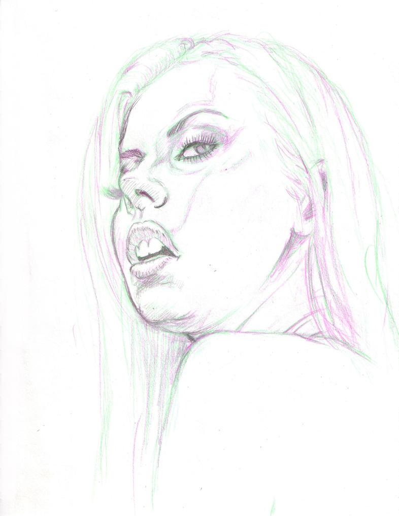 Jessie Rogers By Kirstgrafx