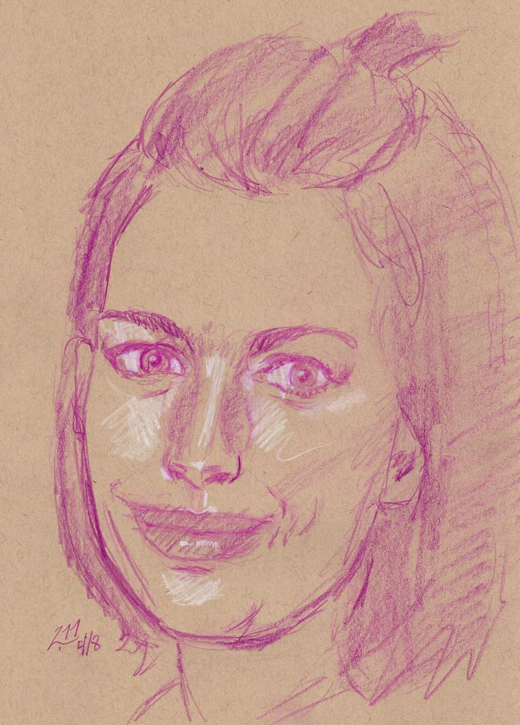 Anne Hathaway 2015 04 08 by kirstgrafx