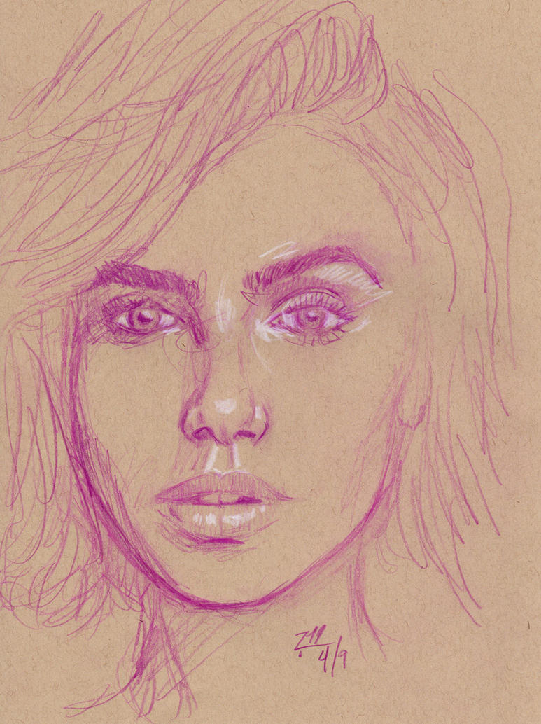Lily Collins 2015 04 09 by kirstgrafx