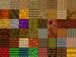 RPG Maker Tiles