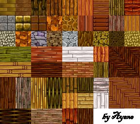 RPG Maker Tiles II by Ayene-chan