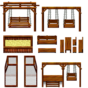 RPG Maker Playground Tile by Ayene-chan