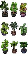 RPG Maker VX - Plants I